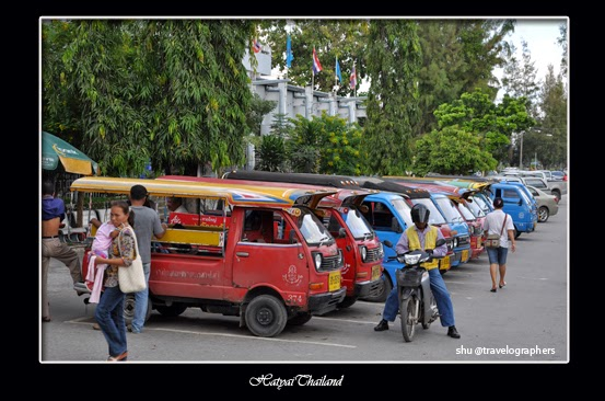 haadyai, hatyai, thailand, south thailand, songtheaw, temple, backpacking thailand, kota hatyai, hatyai railway station, stasiun hatyai