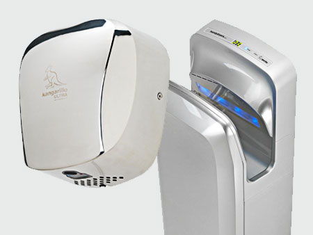 Main types of hand dryers you should know about