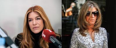 La actriz María Casal se parece a la esposa de Luis Bárcenas, Rosalía Iglesias