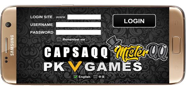 CapsaQQ Dan Aplikasi PKV