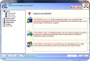 تحميل abylon LOGON مجانا لادارة تسجيل الدخول للكمبيوتر مع كود التفعيل