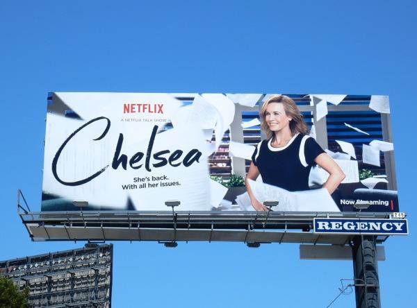 Chelsea Netflix talk show series premiere billboard