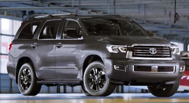 2019 Toyota Sequoia Redesign, Release, Price