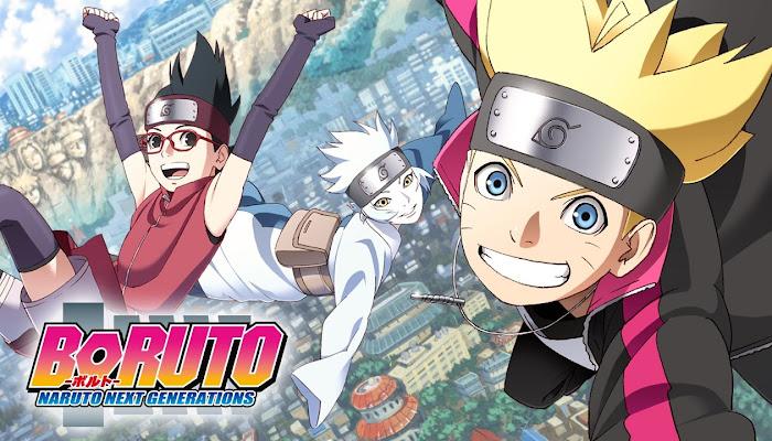 Boruto: Naruto Next Generations [120/?]+[Ova][Sub][Mega]