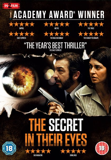 Secret In Their Eyes ลับลวงตา [HD][Soundtrack]
