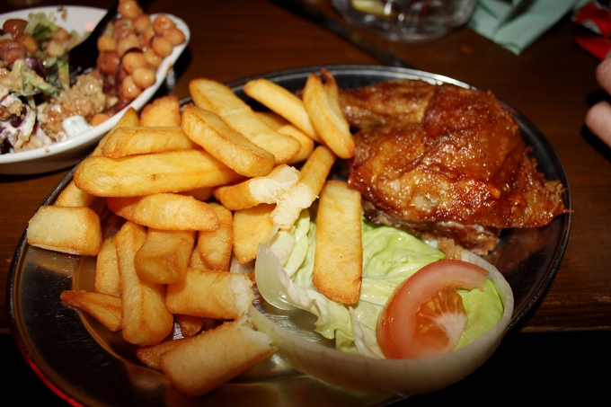 Cornish Food - The Wayfarer