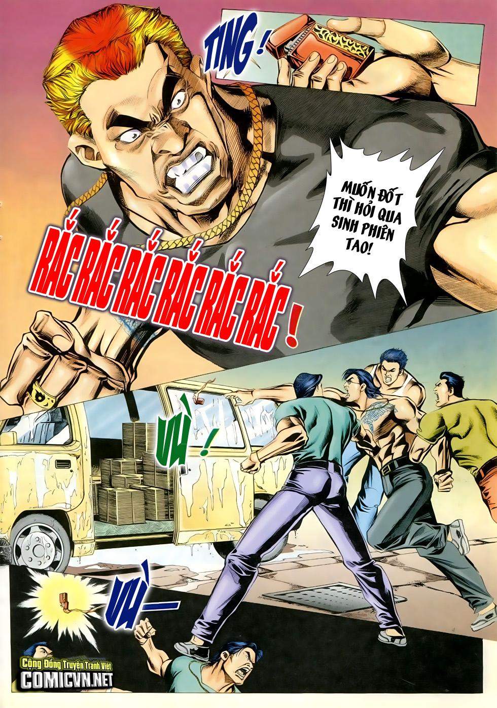 Người Trong Giang Hồ chapter 294 trang 22