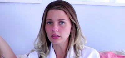 Debby Lagranha virou veterinária e dá dicas de cuidados com animais de estimação em vídeos no YouTube