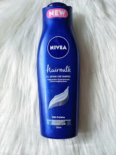 nivea-hairmilk-shampoo-review