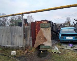 Пожежа забрала життя трьох чоловіків