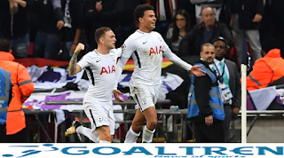 "alt=""Dele Alli was a star in Tottenham victory over Real Madrid """