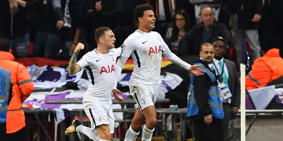 Harry Kane Requires Dele Alli to Keep Calm
