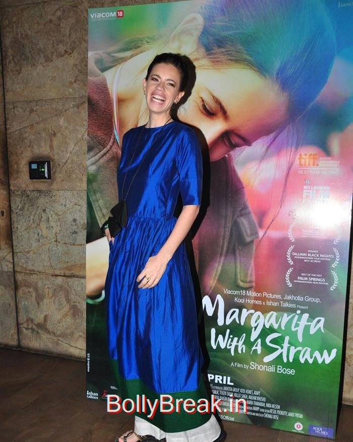 Kalki Koechlin, Kalki Koechlin , Aditi Rao Hydari HOt Pics From 'Margarita, With A Straw' Special Screening