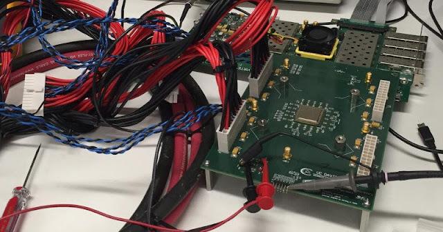 процессор KiloCore с 1000 ядрами