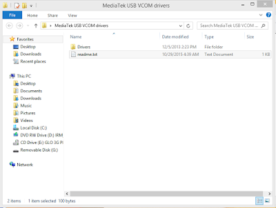 How to Install MediaTek USB VCOM Drivers on Windows 7/8/8.1/10 [32 bit] [64 bit] price in nigeria