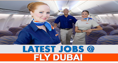 New Job Vacancies At Fly Dubai