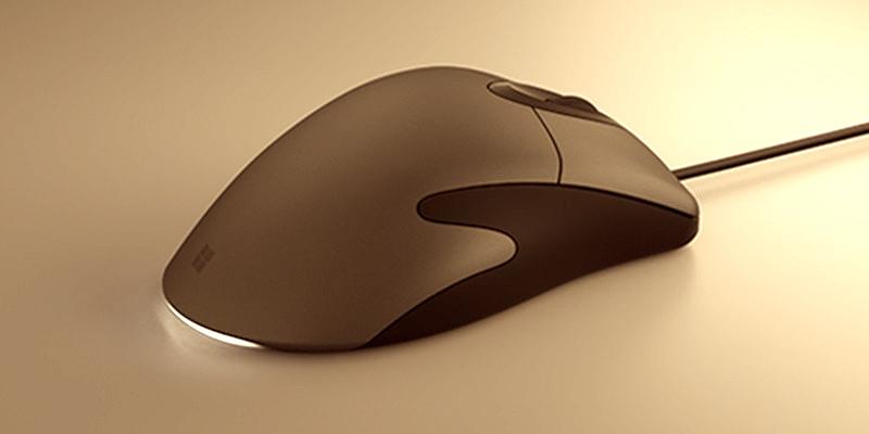 El nuevo ratón Microsoft Clásico Intellimouse