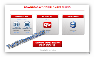 Cara Download Smart Billing Gemscool PT. Taiga