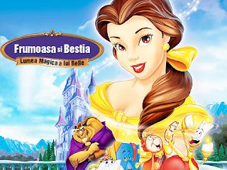 Frumoasa si Bestia: Belle si lumea ei magica Dublat In Romana