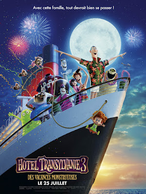 Hotel Transylvania 3 Summer Vacation Movie Poster 4