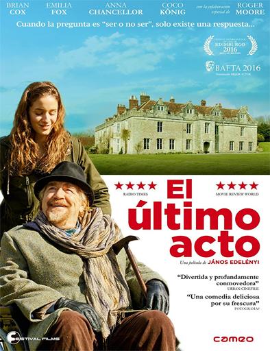 Ver El último acto (The Carer) (2016) Online