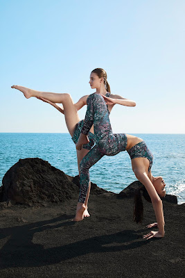 LEFTIES SPORTSWEAR WOMAN COLLECTION SS'19 STUDIO BALLET