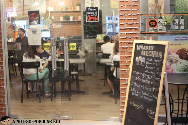 Va Bene Pasta Deli in Circuit Makati