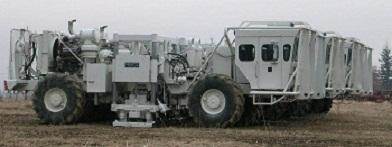 Camion sismique 3