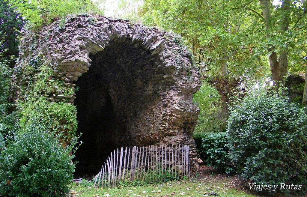 jardín de las Arenas romanas, Perigueux