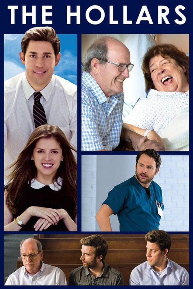 Movie The Hollars (2016)