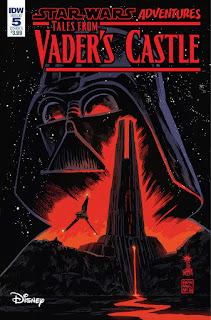 IDW Star Wars Adventures Tales from Vader's Castle 01
