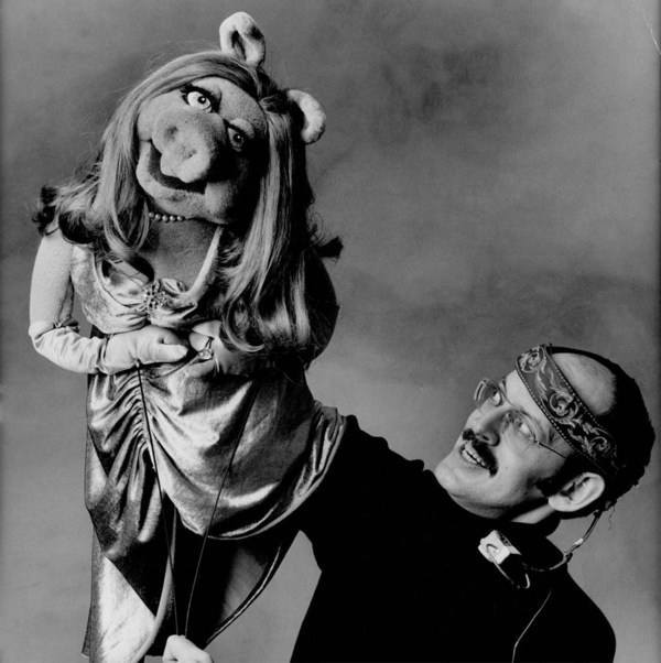 1000th Post Weekly Muppet Wednesdays Miss Piggy: MISS PIGGY AND FRANK OZ