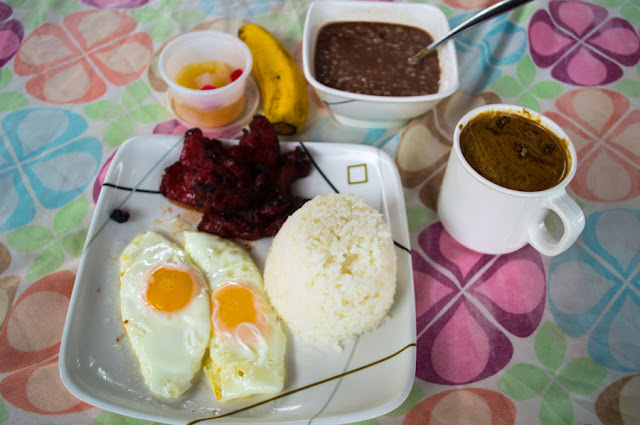 Egg and Tocino