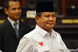 Pemilu Curang ? Begini Pesan Prabowo