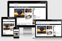 Top News Responsive News & amp Magazine Blogger Template Free Download