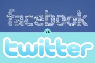 Perbedaan Twitter dan Facebook untuk Bisnis