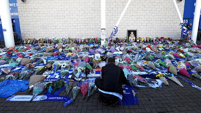 Confirman que el dueño del Leicester City y 4 personas más murieron en el accidente de helicóptero