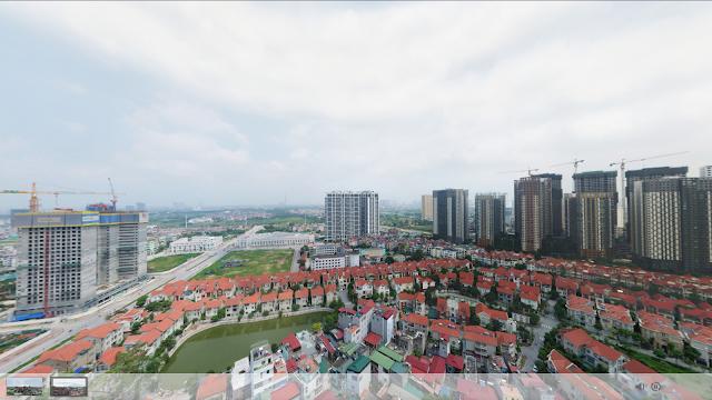 Vị trí đắc địa của chung cư Booyoung Vina Hình5