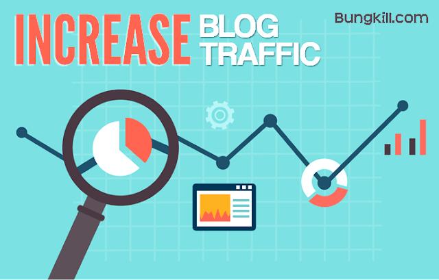 8+ Cara Meningkatkan Pengunjung Blog Dengan Cepat