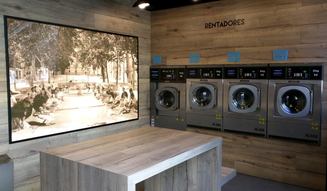 como funciona la lavanderia autoservicio y autom tica