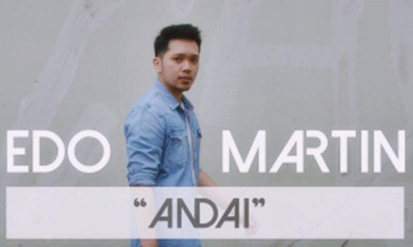 Edo Martin - Lirik Andai