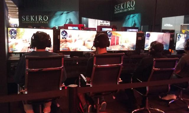 O MeuXP está na Brasil Game Show 2018, e no segundo dia, testamos o novo modo de jogo do Black Ops 4: Blackout.