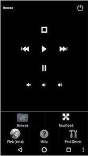 Cara presentasi dengan hp android untuk remote komputer