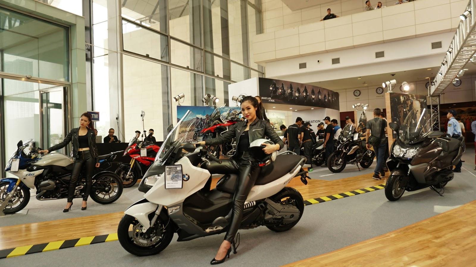 BMW World Vietnam 2016 chính thức diễn ra với 100 dòng xe đỉnh cao hội tụ