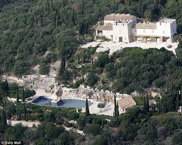 Η οικία των Rothschild στην Κέρκυρα