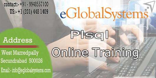 PL/SQL Online Training