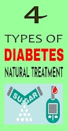 4 Types Of Diabetes Natural Treatment