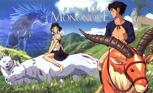 Mononoke Hime BD Subtitle Indonesia