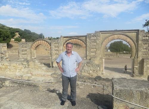 Jorge Sánchez viajero