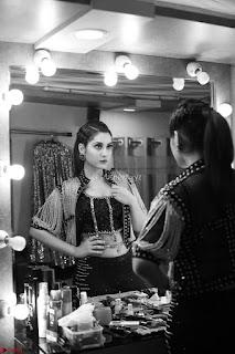 Raashi Khanna Backstage Pics Getting Ready for IIFA Utsavam Awards Exclusive  02.JPG